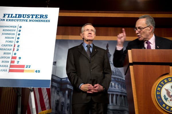 The Filibuster: Should It Stay Or Should It Go?