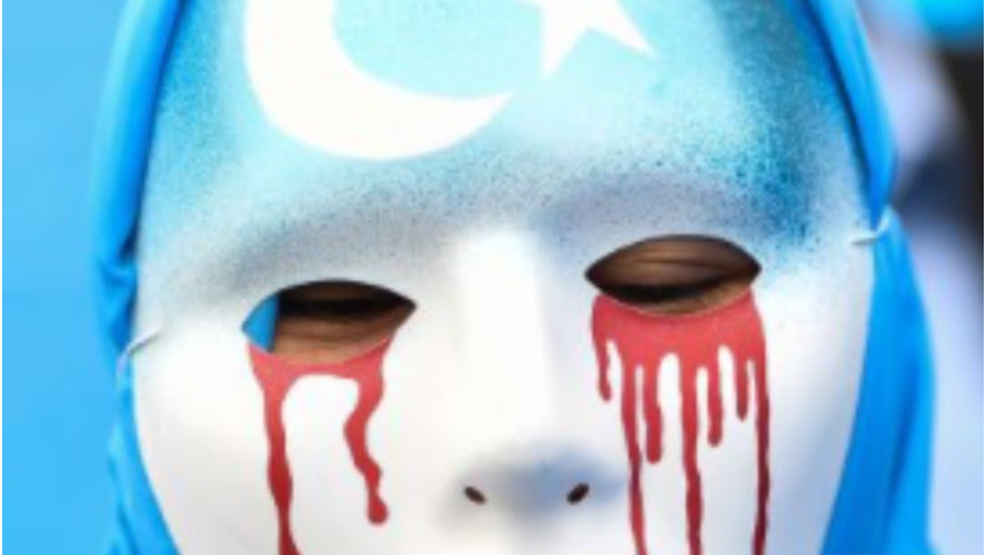 The CCP and The Uyghur Muslims