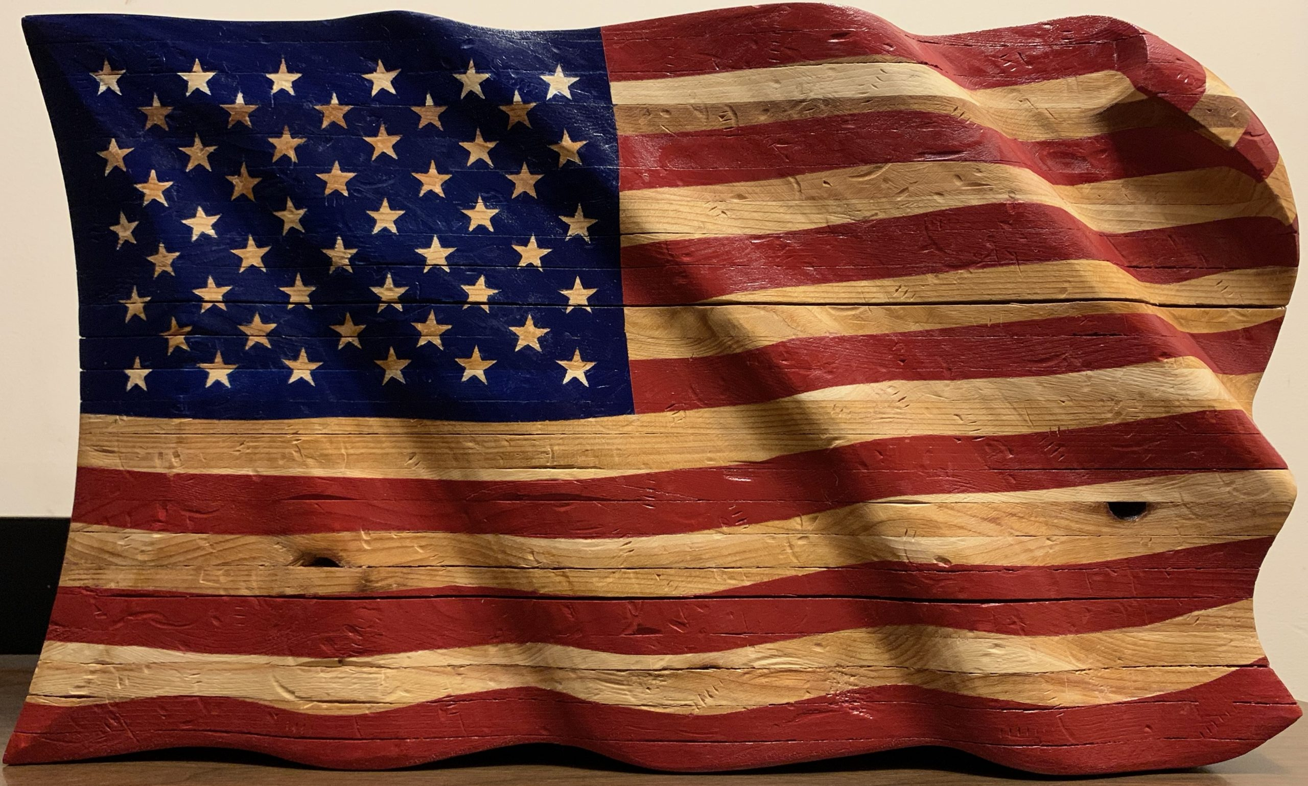 The American Flag: Why We Don't Let It Touch The Ground