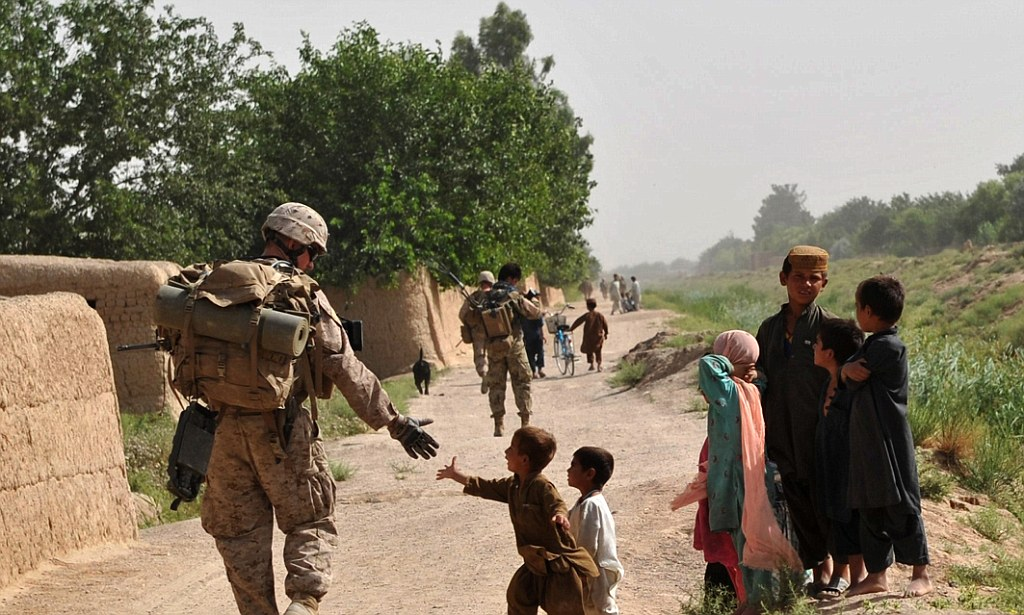 Left Behind: Forgotten Americans Abandoned in Afghanistan