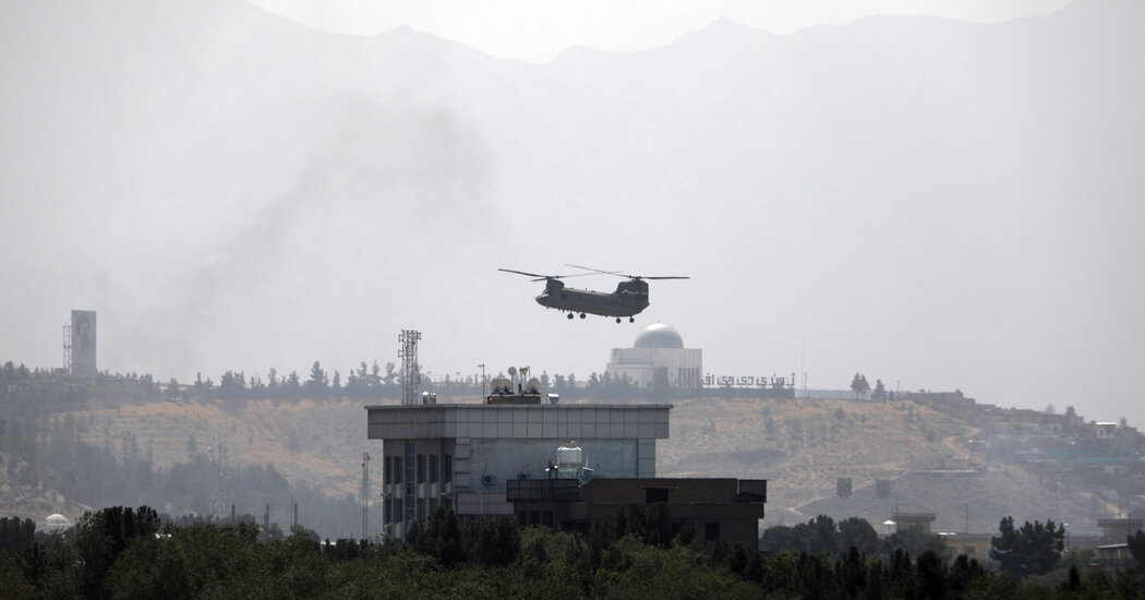 The Fall of Afghanistan: Another Saigon Moment